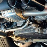 catalytic converter rattles s